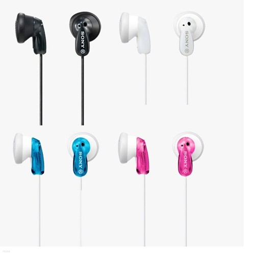 SONY MDR-E9LP 소니코리아 정품 /오픈형 이어폰