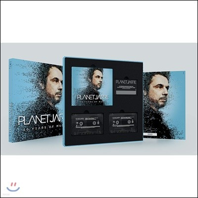 Jean Michel Jarre (장 미셸 자르) - Planet Jarre (Deluxe Numbered Fanbox)