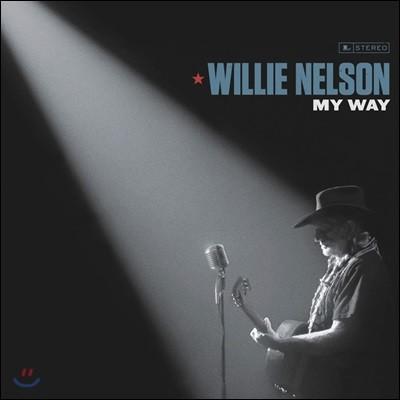 Willie Nelson (윌리 넬슨) - My Way [LP]