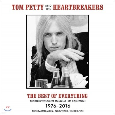 Tom Petty & The Heartbreakers (톰 페티 앤 더 하트브레이커스) - The Best Of Everything: The Definitive Career Spanning Hits Collection 1976-2016