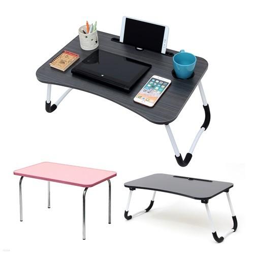 접이식테이블 베드 쇼파 침대테이블 트레이 좌식책상 이동식 노트북 좌식 간이 침실 테이블