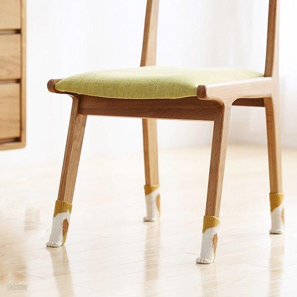 식탁 의자 발 다리 커버 ( 의자양말 소음방지 )