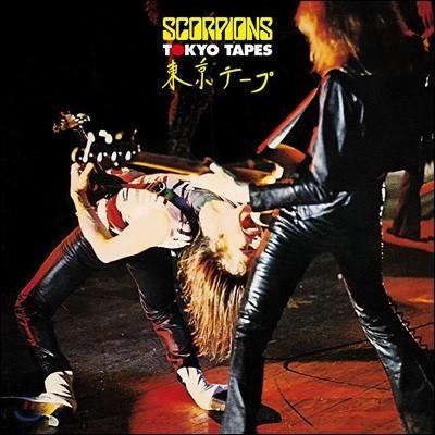 Scorpions (스콜피온스) - Tokyo Tapes [2LP+2CD]