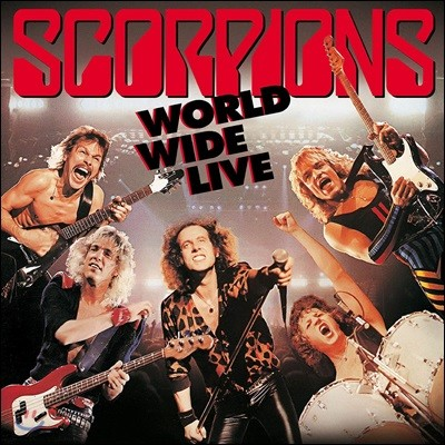 Scorpions (스콜피온스) - World Wide Live [2LP+CD]