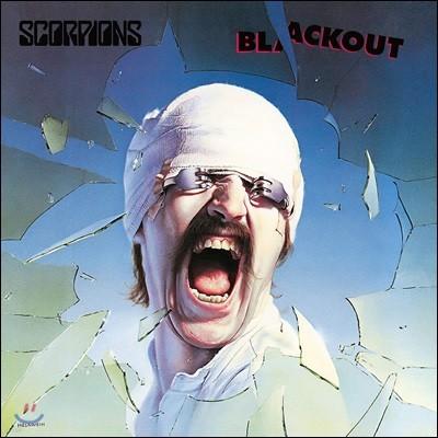 Scorpions (스콜피온스) - Blackout 8집 [LP+CD]