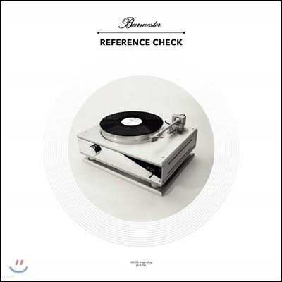 Inakustik & Burmester 레이블 오디오파일 모음집 (Burmester Reference Check) [LP]