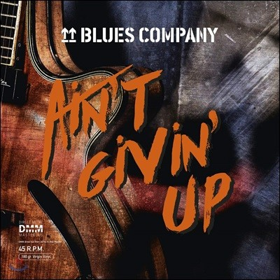 Blues Company (블루스 컴퍼니) - Ain't Givin' Up [2LP]