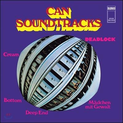 Can - Soundtracks 여러 영화에 수록된 음악 모음집 [LP]