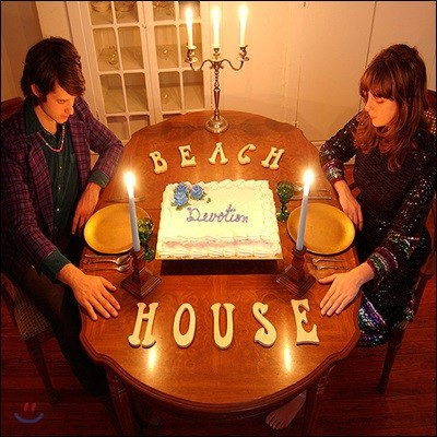 Beach House - Devotion 비치 하우스 정규 2집 [블루 컬러 2LP+CD]