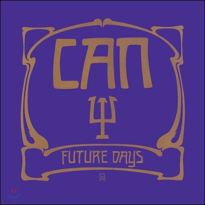 Can (캔) - 5집 Future Days [LP]