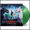 드래곤 길들이기 3 영화음악 (How To Train Your Dragon 3 OST by John Powell) [드래곤그린 컬러 2LP]