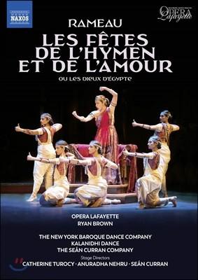 Ryan Brown 라모: 결혼과 사랑의 축제 (Rameau: Les Fetes de l'Hymen et de L'Amour)