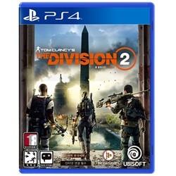 PS4 톰 클랜시 더 디비전 2 한글 일반판