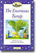 Classic Tales Beginner Level 1 The Enormous Turnip: Story book