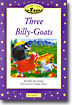 Classic Tales Beginner Level 1 Three Billy-Goats :Story book
