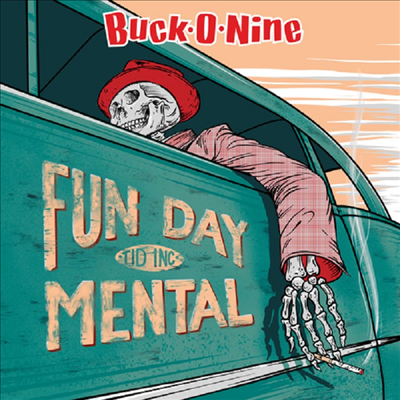 Buck-O-Nine - Fundaymental (Limited Edition)(Red LP)