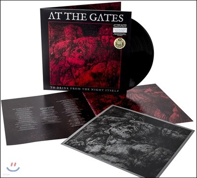 At The Gates (앳 더 게이츠) - To Drink From The Night Itself [LP]