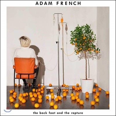 Adam French - The Back Foot And The Rapture 아담 프렌치 1집 [LP]