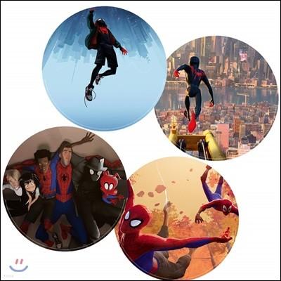 스파이더맨: 뉴 유니버스 오리지널 스코어 영화음악 (Spider-Man: Into The Spider-Verse Original Score by Daniel Pemberton) [픽쳐 디스크 2LP]