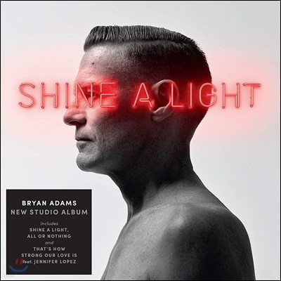 Bryan Adams (브라이언 아담스) - Shine A Light 14집 [LP]