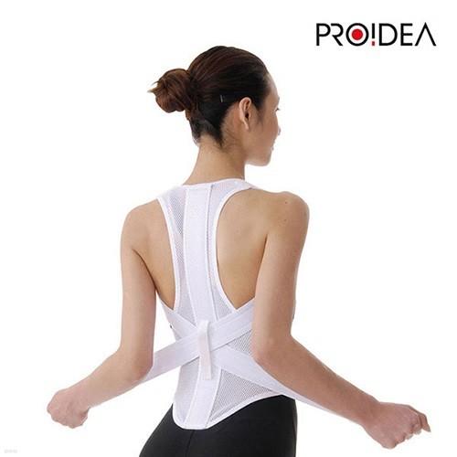 PROIDEA 프로아이디어 자세교정밴드/어깨교정/허리및 가슴교정/0070-1158