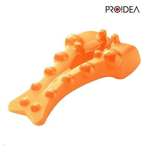 PROIDEA 프로아이디어 셀프지압 목어깨교정기/지압,릴렉스,스트레칭/0070-1650