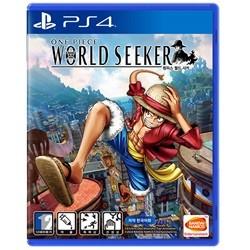 PS4 원피스 월드 시커 한글판