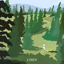 첸 (Chen) - 미니앨범 1집 : 사월, 그리고 꽃 [스마트 뮤직 앨범(키노앨범)]