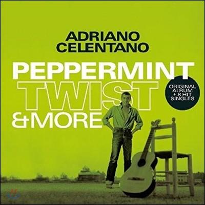 Adriano Celentano (아드리아노 첼렌타노) - Peppermint Twist & More [LP]