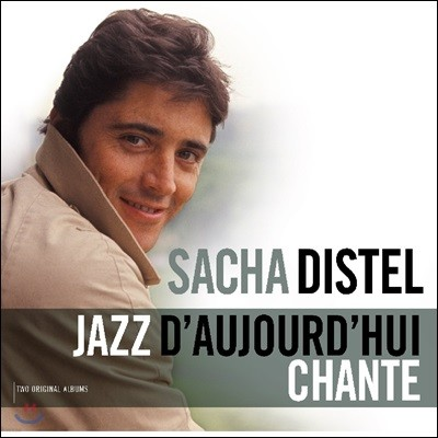 Sacha Distel (사샤 디스텔) - Jazz D'Aujourd'hui / Chante [LP]