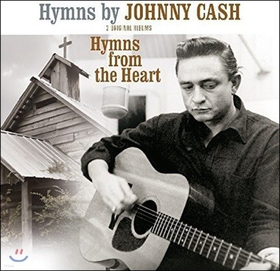 Johnny Cash (조니 캐쉬) - Hymns / Hymns From The Heart  [LP]