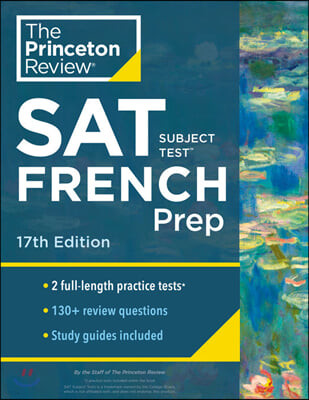 Cracking the SAT Subject Test in French, 17/E