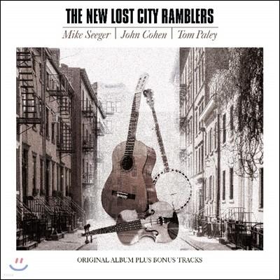 The New Lost City Ramblers (더 뉴 로스트 시티 램블러즈) - The New Lost City Ramblers [LP]