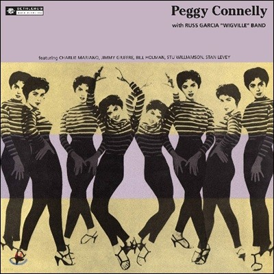Peggy Connelly (페기 코넬리) - That Old Black Magic [LP]