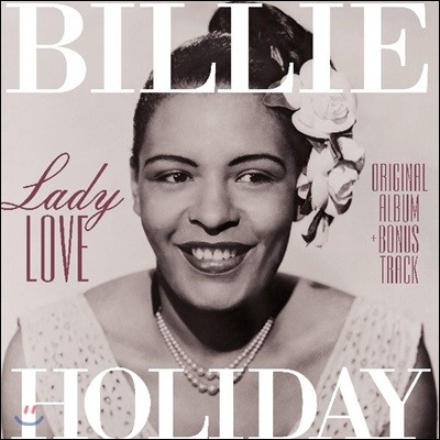 Billie Holiday (빌리 홀리데이) - Ladylove [LP]