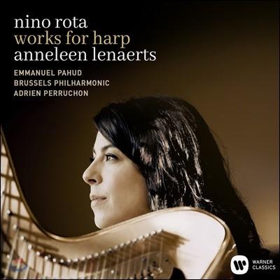 Anneleen Lenaerts 니노 로타: 하프 작품집 (Nino Rota: Works for Harp)