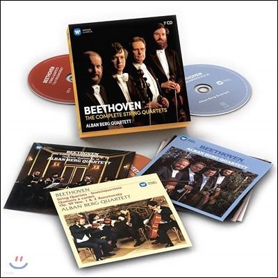 Alban Berg Quartet 베토벤: 현악 사중주 전곡 (Beethoven: Complete String Quartets)