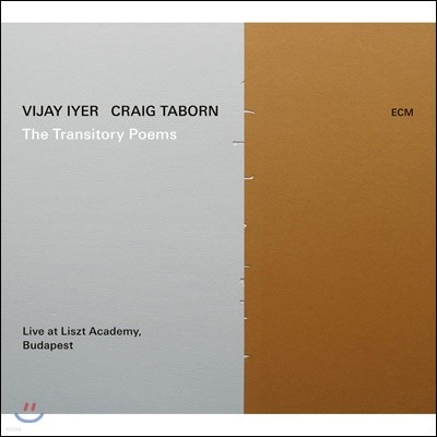 Vijay Iyer & Craig Taborn (비제이 아이어 & 크레이그 테이본) - The Transitory Poems