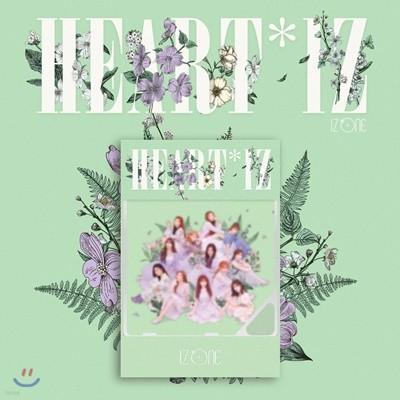 아이즈원 (IZ*ONE) - HEART*IZ [Violeta ver.][스마트 뮤직 앨범(키노앨범)]