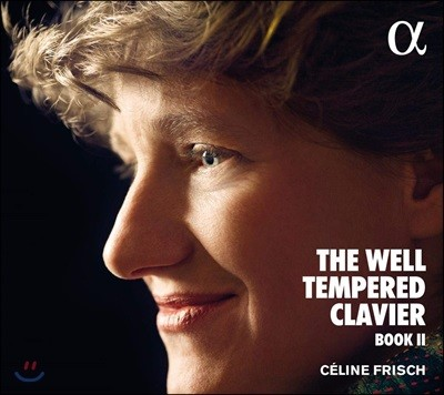 Celine Frisch 바흐: 평균율 클라비어곡집 2권 (Bach: The Well-Tempered Clavier Book II)