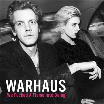Warhaus (워하우스) - We Fucked A Flame Into Being 1집 [LP]