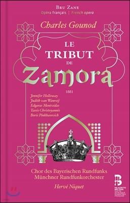 Herve Niquet 샤를 구노: 오페라 '자모라에게 바침' (Charles Gounod: Le tribut de Zamora)