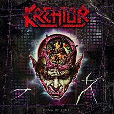 Kreator - Coma Of Souls (2CD)(Remastered)