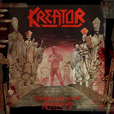 Kreator - Terrible Certainty (2CD)(Remastered)