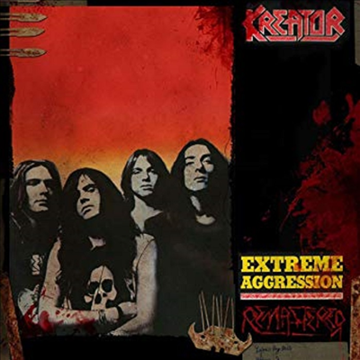 Kreator - Extreme Aggression (2CD)(Remastered)