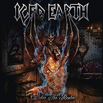 Iced Earth - Enter The Realm (Limited Edition)(EP)(180g LP)