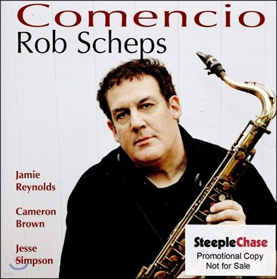 Rob Scheps (롭 쉐프스) - Comencio