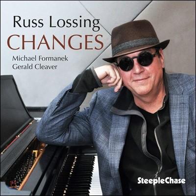 Russ Lossing (러스 로싱) - Changes