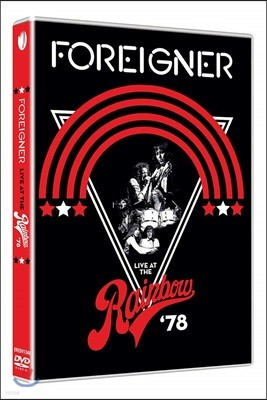 Foreigner (포리너) - Live At The Rainbow '78 [DVD]