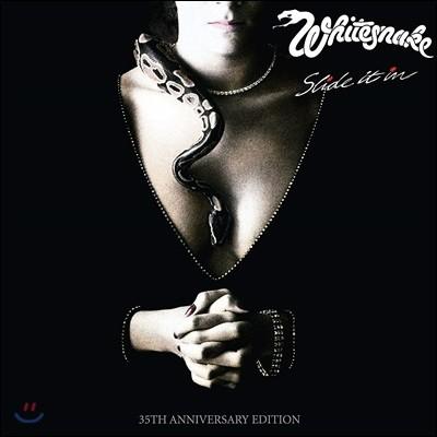 Whitesnake (화이트스네이크) - Slide It In [2LP]